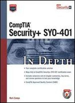 Comptia Security+ Syo-401 In Depth