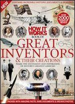 How It Works - Book Of Great Inventors & Their Creations 3rd Edition