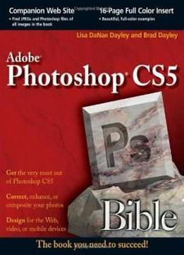 Photoshop Cs5 Bible (coursesmart)