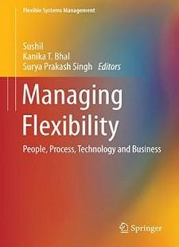Managing Flexibility: People, Process, Technology And Business (flexible Systems Management)