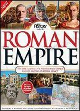 All About History - Book Of The Roman Empire