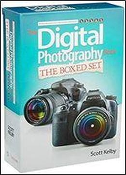 The Digital Photography Book, Volume 1-5 By Scott Kelby