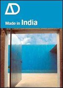Made In India (architectural Design)