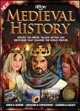 All About History Book Of Medieval History 2016