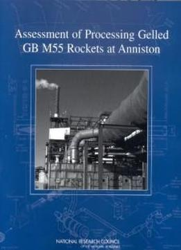 Assessment Of Processing Gelled Gb M55 Rockets At Anniston