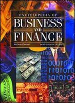 Burton S. Kaliski, 'encyclopedia Of Business And Finance, 2 Volume Set'