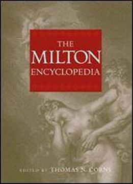 The Milton Encyclopedia