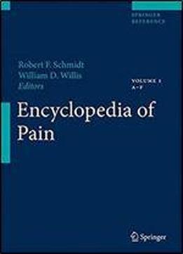 Encyclopedia Of Pain (3 Volume Set)