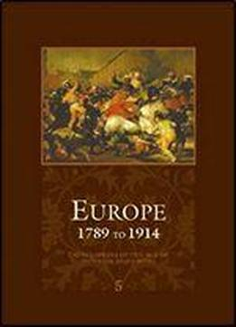 Europe – 1789 To 1914 – Encyclopedia …