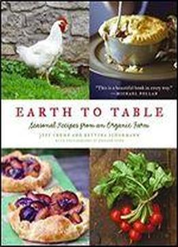 Earth To Table: Seasonal Recipes From An …
