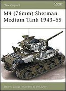 M4 (76mm) Sherman Medium Tank 194365