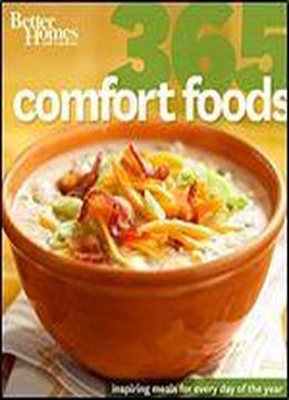 Better Homes And Gardens: 365 Comfort Foods (better Homes & Gardens)
