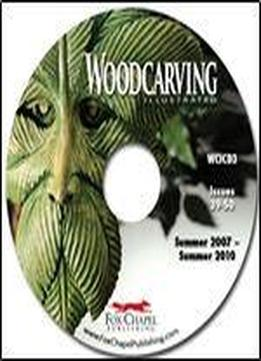 Woodcarving Illustrated Volume 3