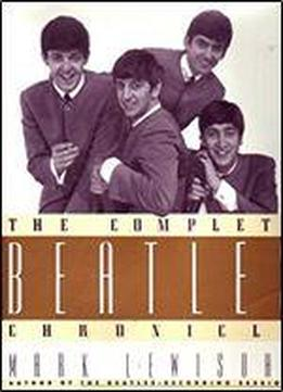 The Complete Beatles Chronicles