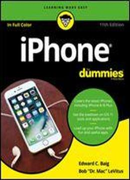 Iphone For Dummies, 11th Edition