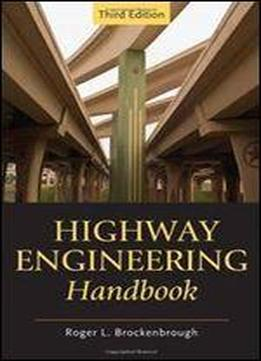 Highway Engineering Handbook