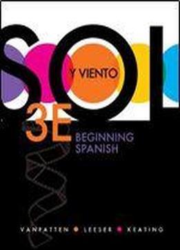 Sol Y Viento: Beginning Spanish (quia)