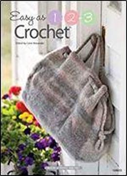 Easy As 1-2-3 Crochet