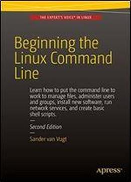 Beginning The Linux Command Line,2nd Ed