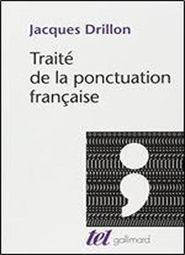 Trait De La Ponctuation Franaise