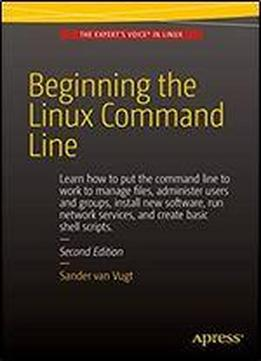 Beginning The Linux Command Line 2nd Edition