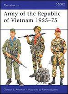 Army Of The Republic Of Vietnam 195575