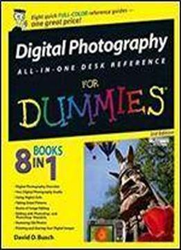 Digital Photography All-in-one Desk Reference For Dummies 3rd Edition