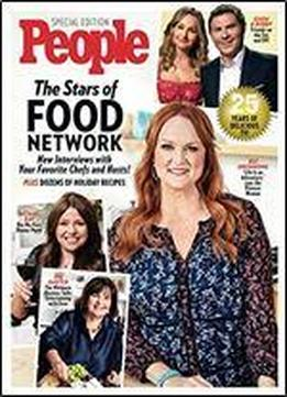 People Stars Of Food Network: New Interviews With Your Favorite Chefs And Hosts