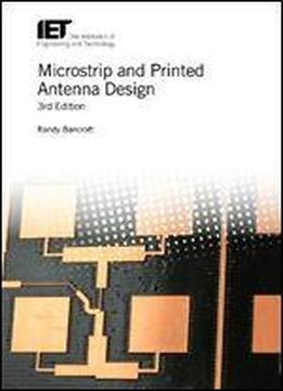 Microstrip And Printed Antenna Design (telecommunications)