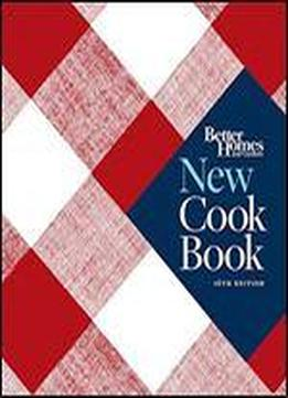 Better Homes And Gardens New Cook Book (16th Edition)