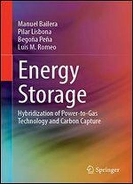 Energy Storage: Hybridization Of Power-to-gas Technology And Carbon Capture