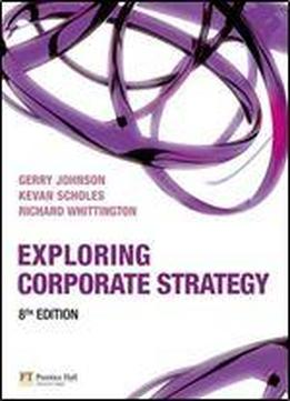 Exploring Corporate Strategy
