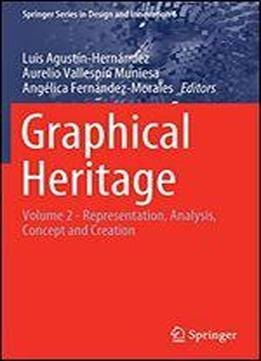 Graphical Heritage: Volume 2 - Representation, Analysis, Concept And Creation (springer Series In Design And Innovation (6))