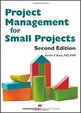 Project Management Small Proj 2nd Ed