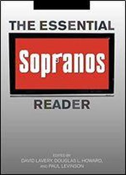 The Essential Sopranos Reader (essential Reader Contemporary Media And Culture)