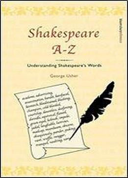 Shakespeare A-z