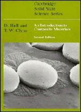 An Introduction To Composite Materials (2nd Edition)