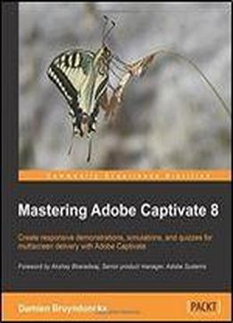 Mastering Adobe Captivate 8 (3rd Edition)