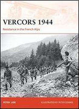 Vercors 1944: Resistance In The French Alps (campaign)