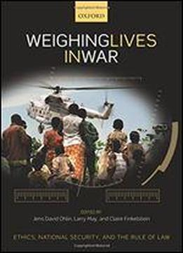 Weighing Lives In War