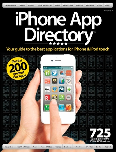 iPhone App Directory Volume 09
