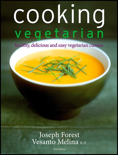 Cooking Vegetarian Healthy, Delicious and Easy Vegetarian Cuisine