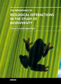 Jordi Lopez Pujol, The Importance of Biological Interactions in the Study of Biodiversity