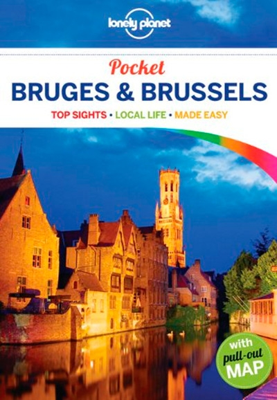 Lonely Planet Pocket Bruges & Brussels, 2 edition