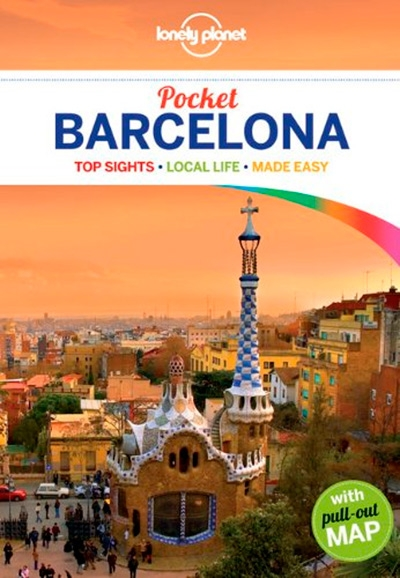 Lonely Planet Barcelona Pocket (Encounter), 3rd edition
