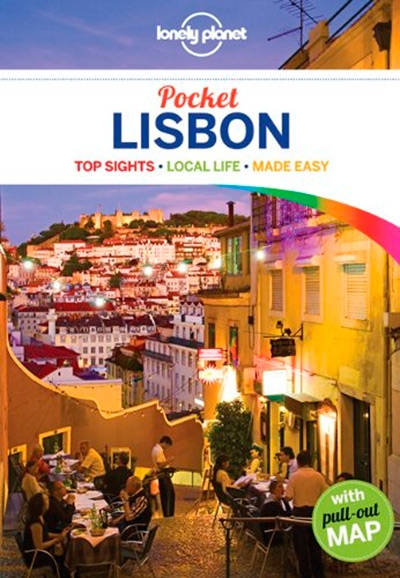 Lonely Planet Pocket Lisbon, 2 edition