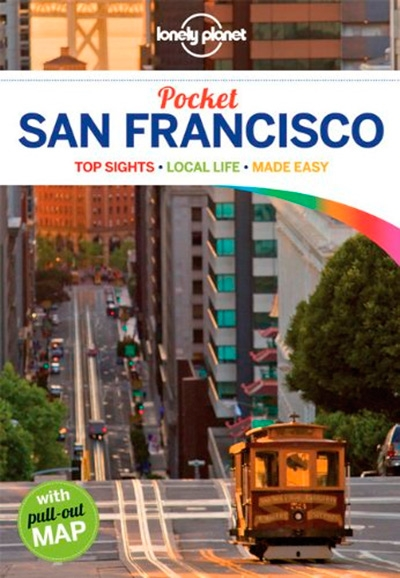 Lonely Planet San Francisco Pocket (Encounter), 3 edition