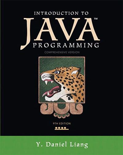 Introduction to Java Programming, Comprehensive Version, 9 edition