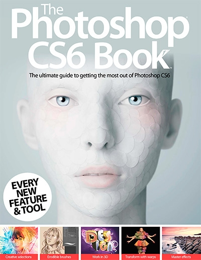 The Photoshop CS6 Book - 2013
