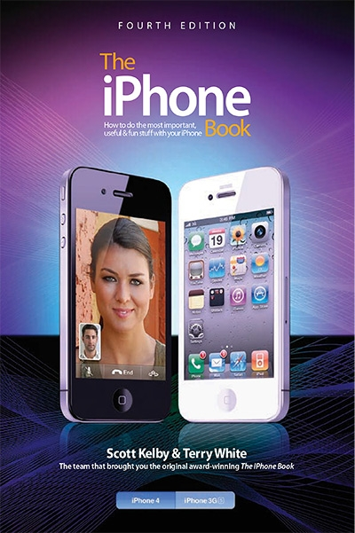 The iPhone Book (covers iPhone 4 and iPhone 3GS)